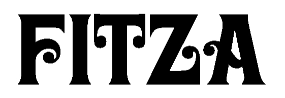 FITZA 2019 - Logo negro